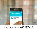 montreal  canada   june 24 ... | Shutterstock . vector #443977411