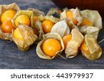Cape Gooseberry  Physalis...