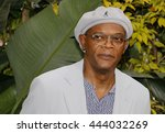 Samuel L. Jackson At The Los...
