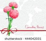 background template with... | Shutterstock .eps vector #444042031