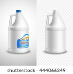 product package design vertical ... | Shutterstock .eps vector #444066349