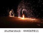 ra yong  thailand  march 5  ... | Shutterstock . vector #444069811