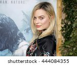 Margot Robbie At The Los...