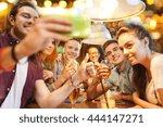 people  leisure  friendship ... | Shutterstock . vector #444147271