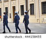 prague  czech republic   july... | Shutterstock . vector #444158455