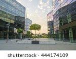 szczecin  poland circa november ... | Shutterstock . vector #444174109