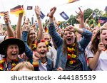 kiel  germany   june 26th 2016  ... | Shutterstock . vector #444185539