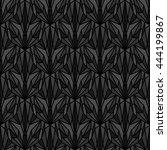 vector seamless pattern. modern ... | Shutterstock .eps vector #444199867