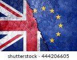 Uk Brexit  European Union Broken