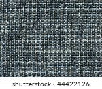 hand woven black and blue shawl ... | Shutterstock . vector #44422126