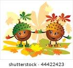 friends | Shutterstock .eps vector #44422423
