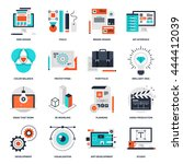abstract vector collection of...