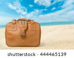 travel. | Shutterstock . vector #444465139
