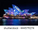 sydney  australia   2016  may... | Shutterstock . vector #444579274