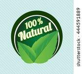 100   Vector Natural Label