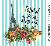Poster Follow Your Dream....