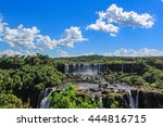 The Majestic Iguazu Falls   On...