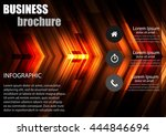 vector elements for infographic....   Shutterstock .eps vector #444846694