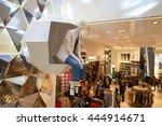 new york   circa march 2016 ...   Shutterstock . vector #444914671
