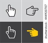 Finger Icon  Hand  Finger...