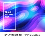 abstract colorful background... | Shutterstock .eps vector #444926017