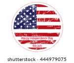 independence day | Shutterstock . vector #444979075