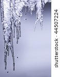 Icicles Sparkling White Ice...