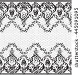 seamless lace pattern  flower...