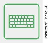 keyboard icon.