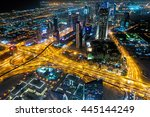 dubai  uae   january 06  2012 ... | Shutterstock . vector #445144249