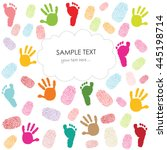 Baby Footprint  Hand Prints And ...