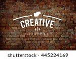 creative imagination innovation ... | Shutterstock . vector #445224169