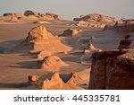 dasht e lut  lut desert ... | Shutterstock . vector #445335781