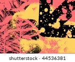 grunge background for text | Shutterstock .eps vector #44536381