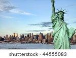 Photo New York City Skyline...