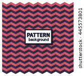 pattern vector geometric... | Shutterstock .eps vector #445573801