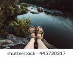 Traveler Woman Hiking Sandals...