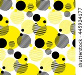 Seamless Dots Modern Pattern....