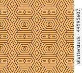 abstract seamless  pattern  ... | Shutterstock . vector #44595607