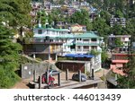 dharamsala  india   april 12 ... | Shutterstock . vector #446013439