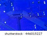 circuit board background | Shutterstock . vector #446015227