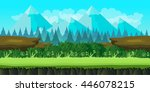 cute game background of...