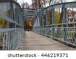 Romania The Love Lock Bridge In ...
