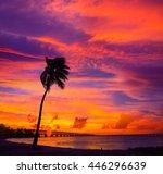 Florida Keys Old Bridge Sunset...