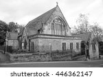 church exterior | Shutterstock . vector #446362147