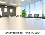 table and chairs in the...   Shutterstock . vector #44640100