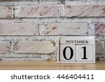 Small photo of November 1st