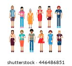 stock vector illustration... | Shutterstock .eps vector #446486851