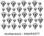 Black And White Diamond Pattern