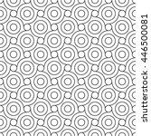 seamless geometric pattern....   Shutterstock . vector #446500081